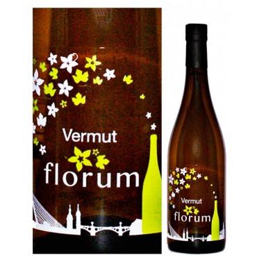 VERMUT FLORUM BLANCO
