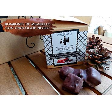BOMBÓN DE CHOCOLATE NEGRO...